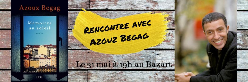 Rencontre avec Azouz Begag